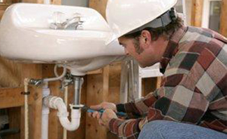 install new plumbing pipes