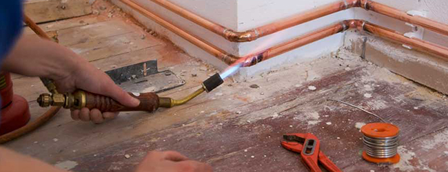 repiping services in houston tx